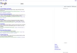 Descarga Plantilla WordPress Clon de GOOGLE