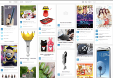 Descarga Plantilla WordPress Clon de Pinterest
