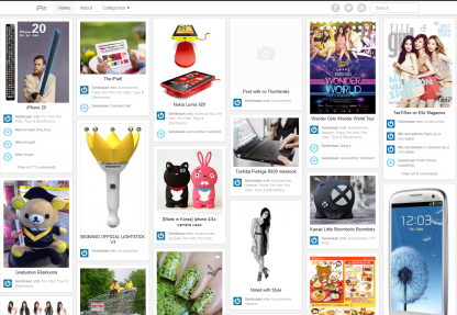 Descarga Plantilla WordPress Clon de Pinterest