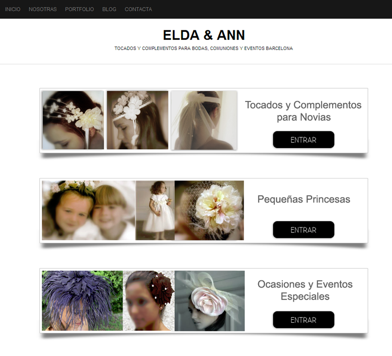 Desarrollo Web WordPress Moda