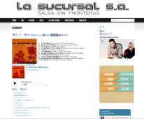 desarrollo web grupo musica mp3