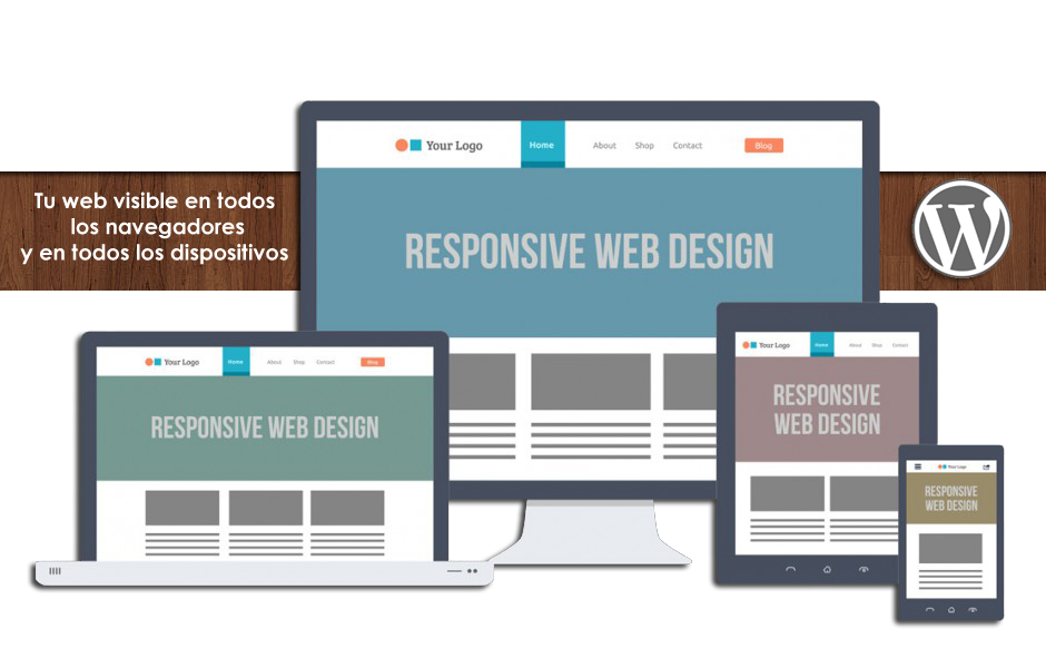 Desarrollo Paginas Web Responsable