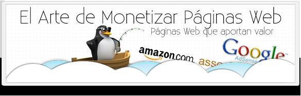 El Arte de Monetizar Paginas Web