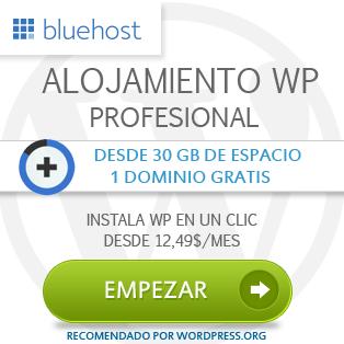 Alojamiento Recomendado por WordPress.org