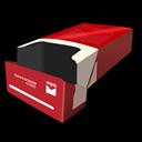 icono gratis paquete tabaco