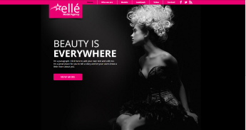 Portfolio fotos online gratis en HTML5