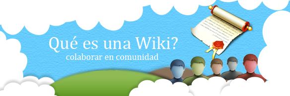 que es wiki colaborar en linea