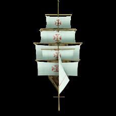 icono gratis barco antiguo