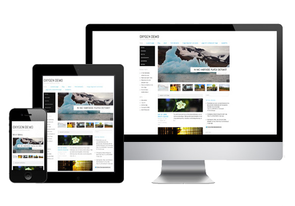 Plantillas WordPress con Slider