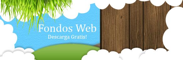 Descarga Fondos Web Gratis