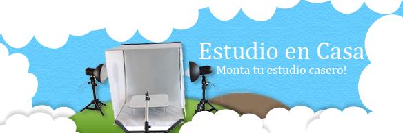 Estudios de Fotografia en casa