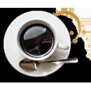 descargar icono gratis taza cafe