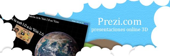 Prezi Presentaciones Online 3D Gratis