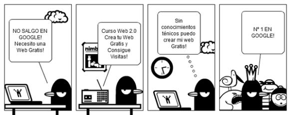 Comic Curso Web 20