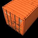 icono gratis container
